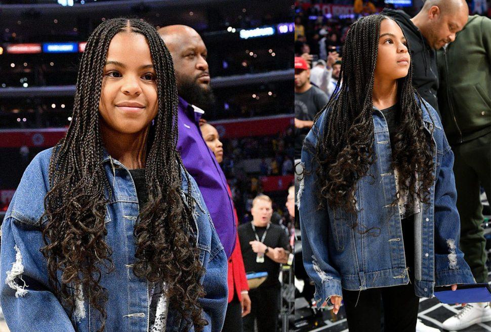 Blue Ivy Carter Menang  Anugerah Musik Video Grammy 2021