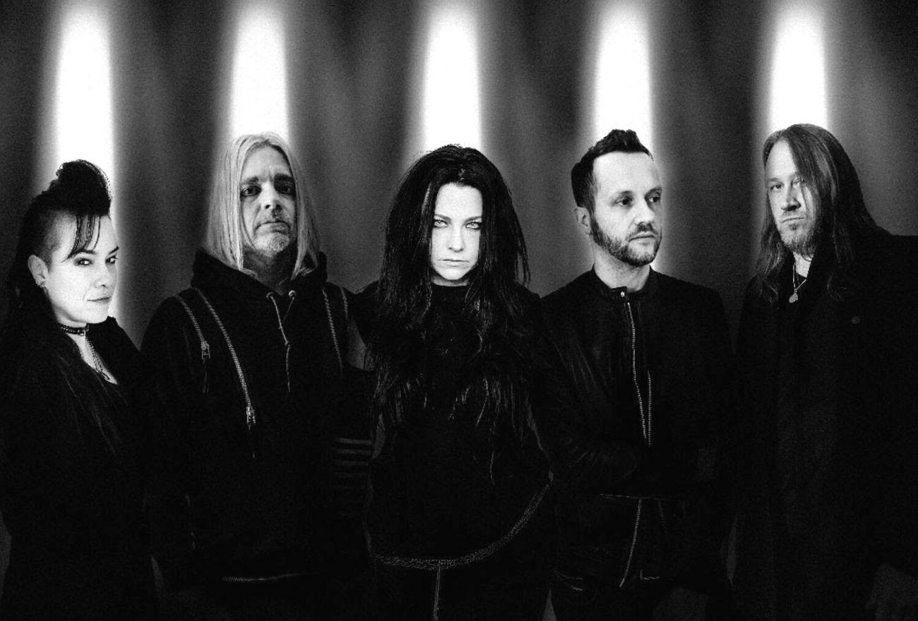 4 Tahun Menyepi, Evanescence Kembali Dengan Better Without You