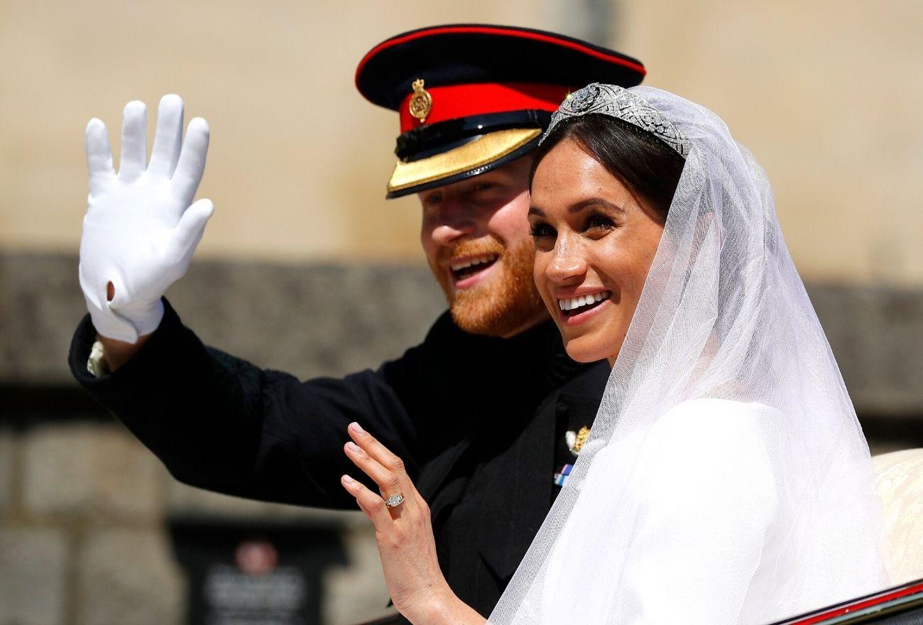 Perkahwinan Rahsia Meghan Markle & Harry: Benar Atau Dusta?