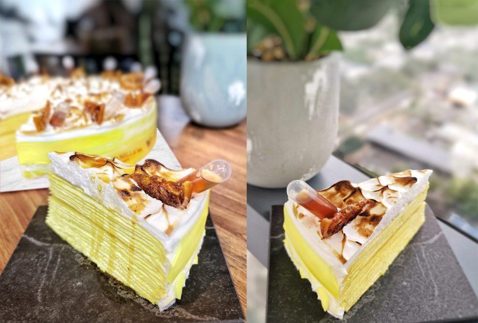 Vanilla Crepe 27 gerai di seluruh negara
