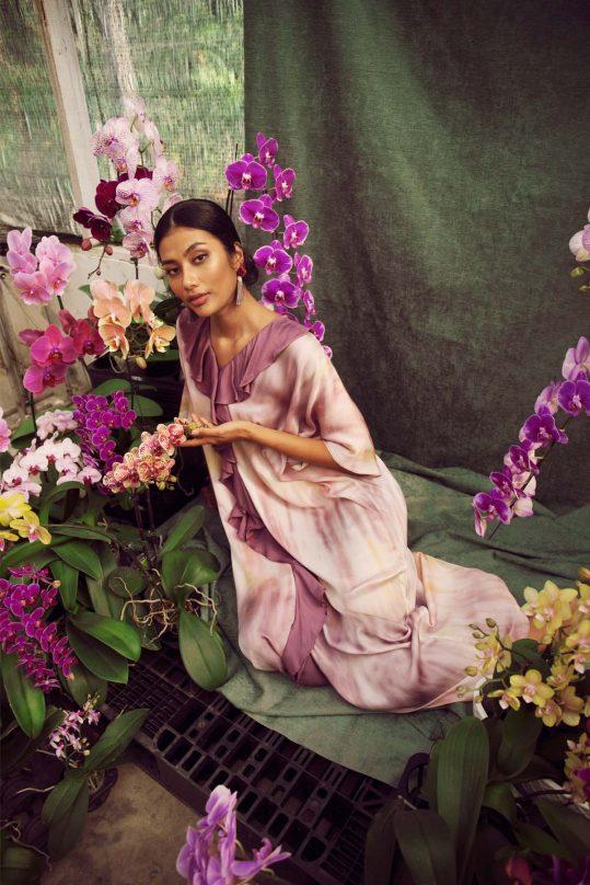 Anggun Di Aildilfitri Bersama FERN: The Orchid Series