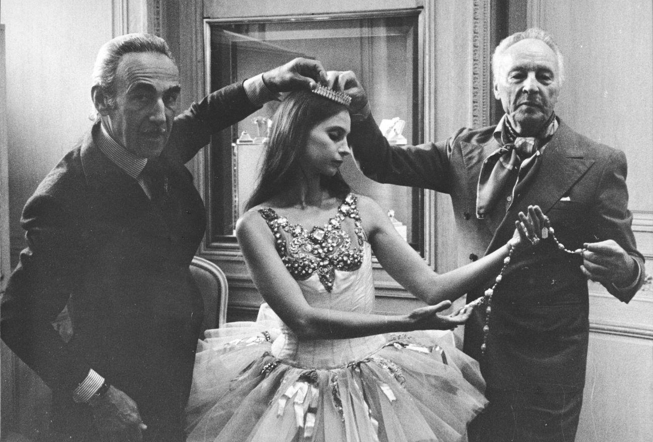 Lady Arpels Ballerines Musicales 01