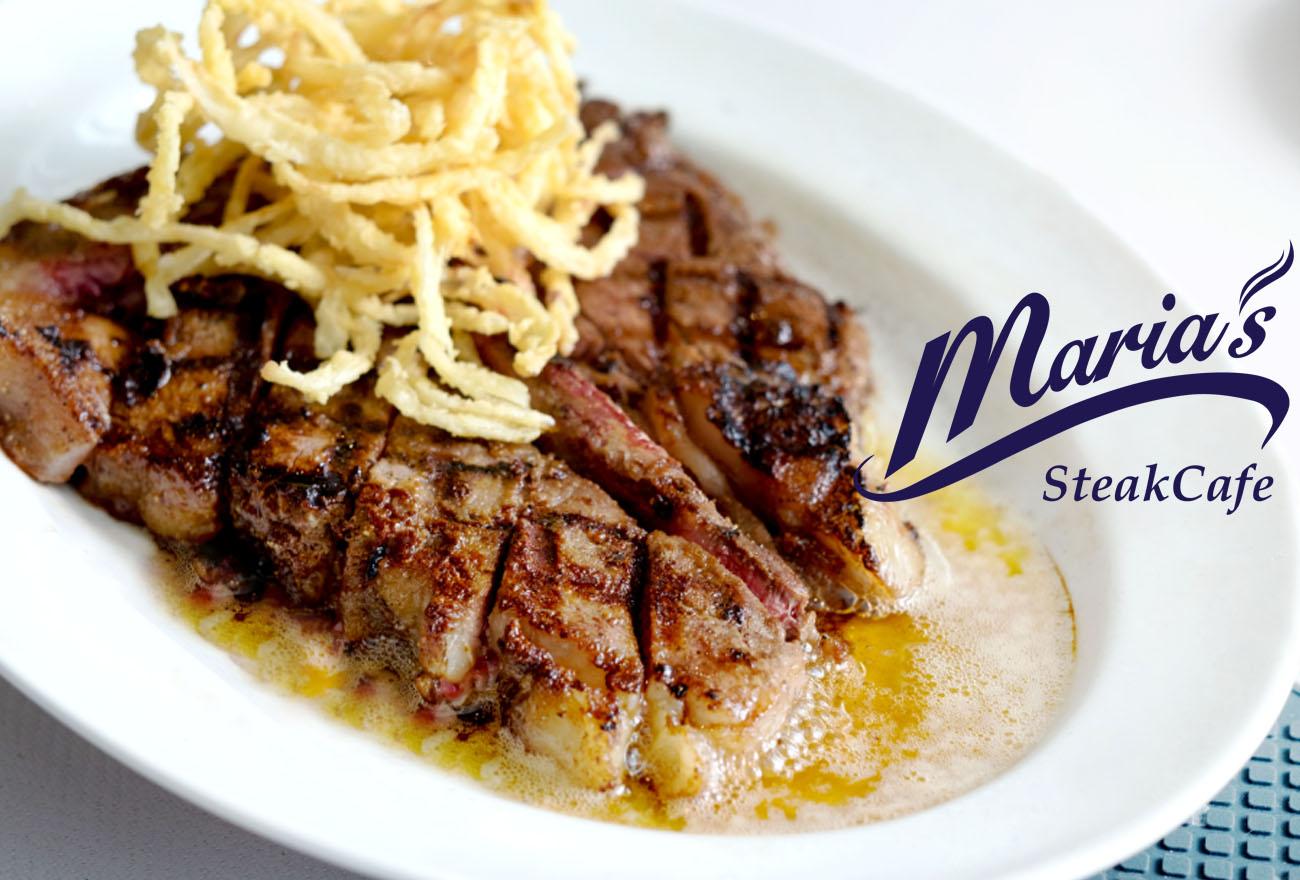 Maria's SteakCafe Perkenalkan Sizzling Porterhouse Pertama Di Malaysia