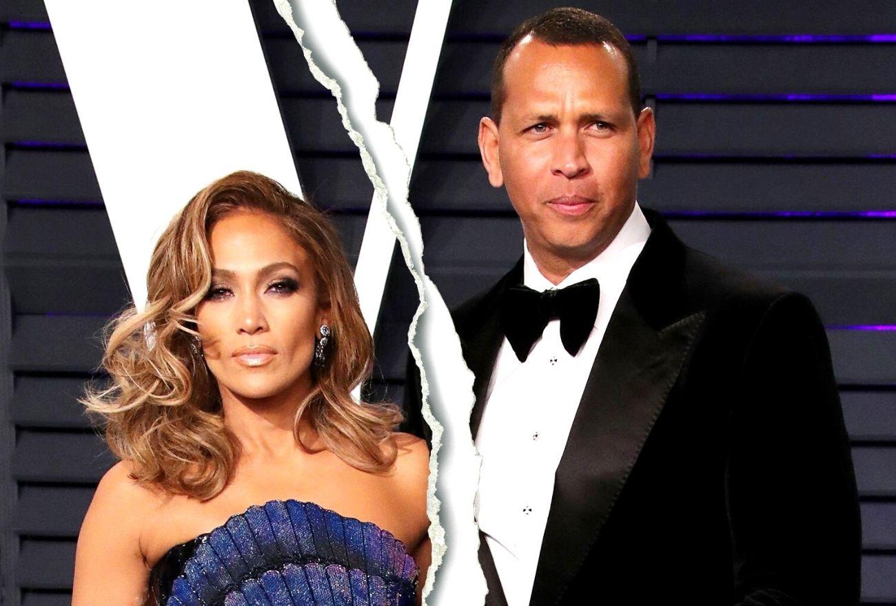 Tiada Lagi J-Rod! Jennifer Lopez & Alex Rodriguez Putus Tunang