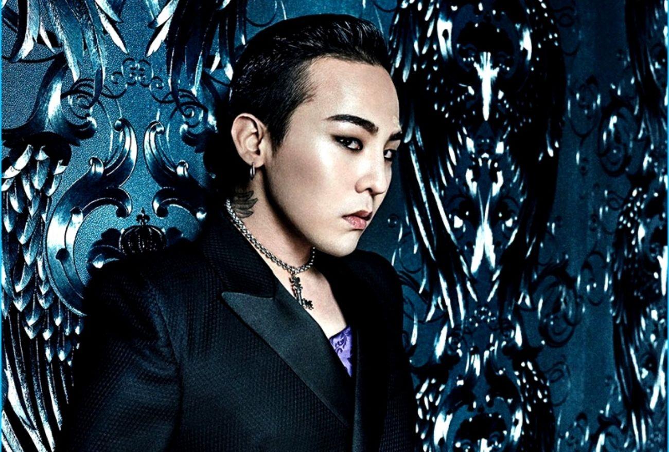 G-Dragon Dipilih Sebagai Wajah Jenama Penjagaan Rambut