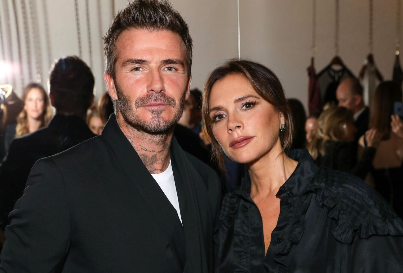 Victoria Beckham 'Kerah' Tenaga David Beckham Untuk Kempen Kecantikan Terbaharu