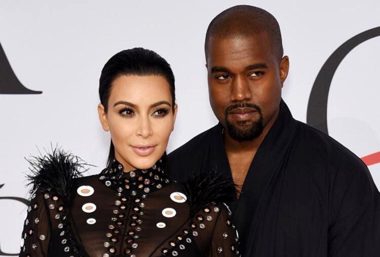 Kim Kardashian Luah Rasa Cinta Buat Kanye West Dalam Mesej Hari Jadi