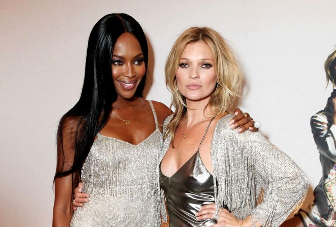 Kebenaran Mengenai Perhubungan Naomi Campbell & Kate Moss