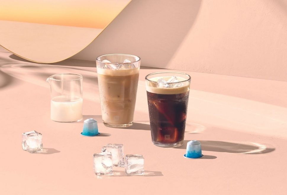 BARISTA CREATIONS FOR ICE
