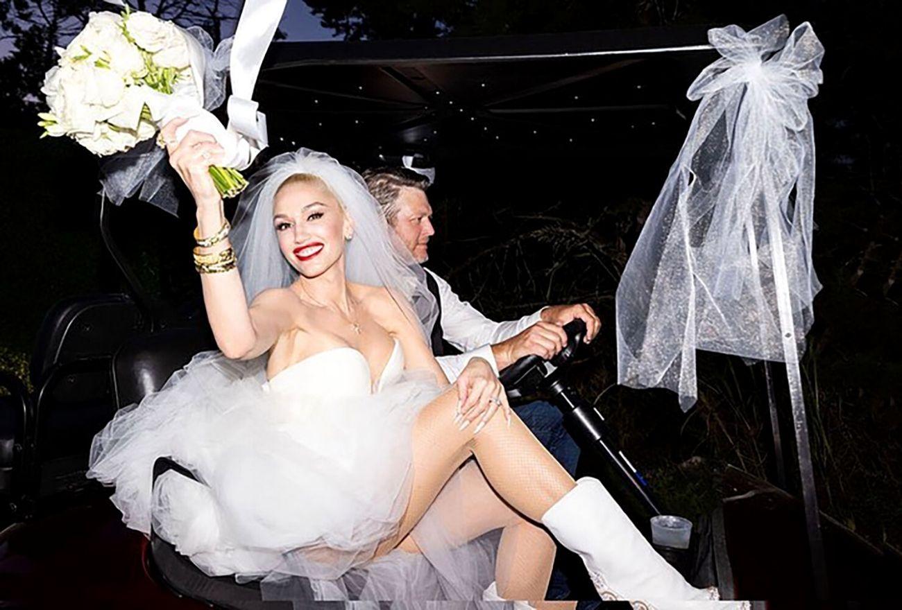 Impian Gwen Stefani & Blake Shelton Untuk Bergelar Suami Isteri Akhirnya Menjadi Nyata