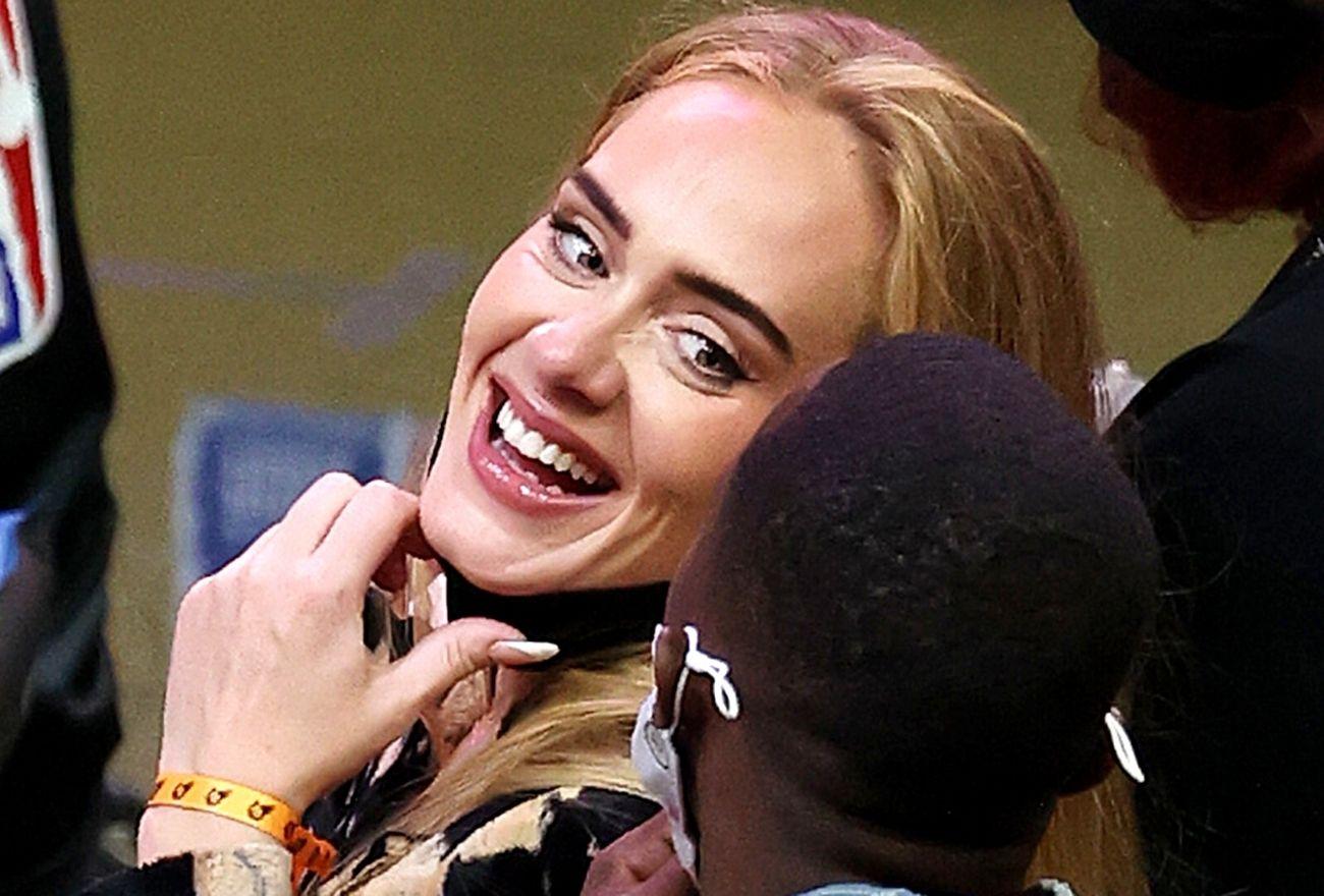 Adele Akhirnya Temui Cinta Sejati?