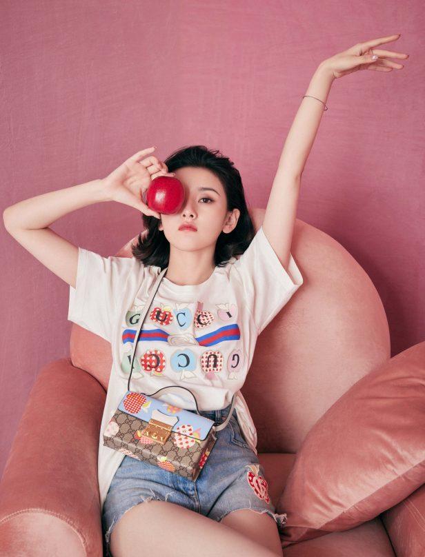 gucci les pommes