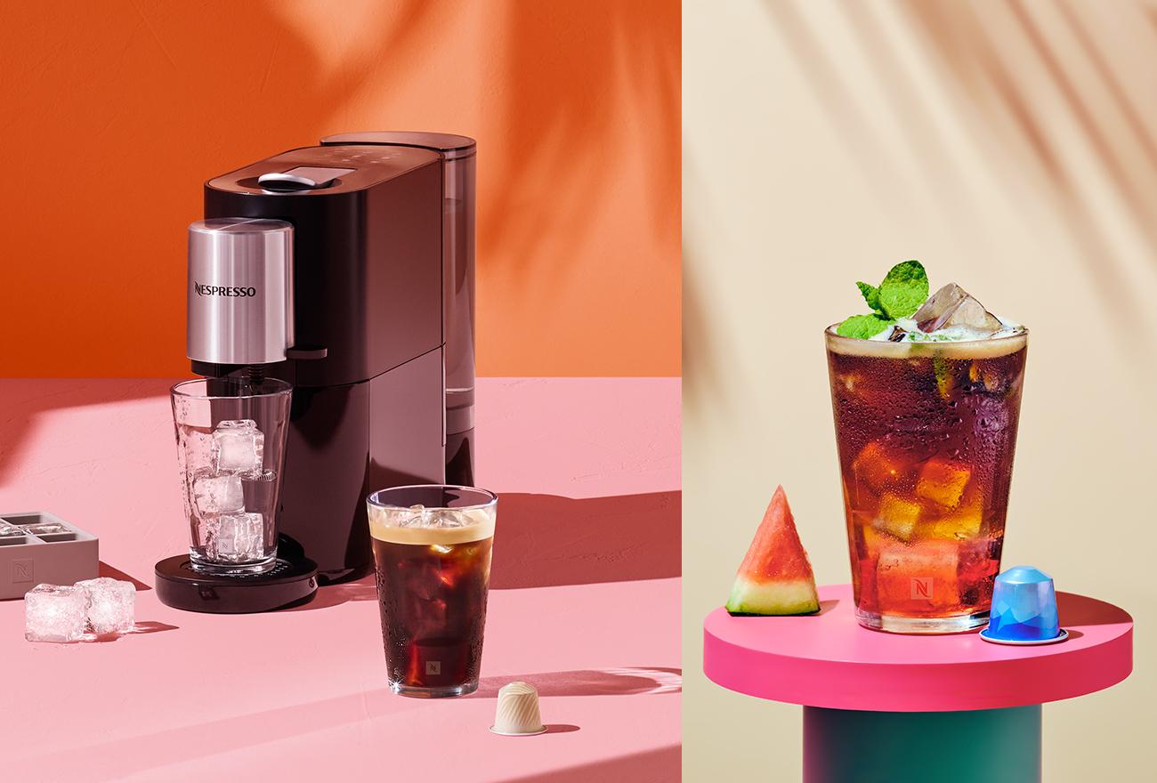 Edisi Terhad Coconut Flavour Over Ice Nespresso Membias Sensasi Segar Dengan Citarasa Tropika