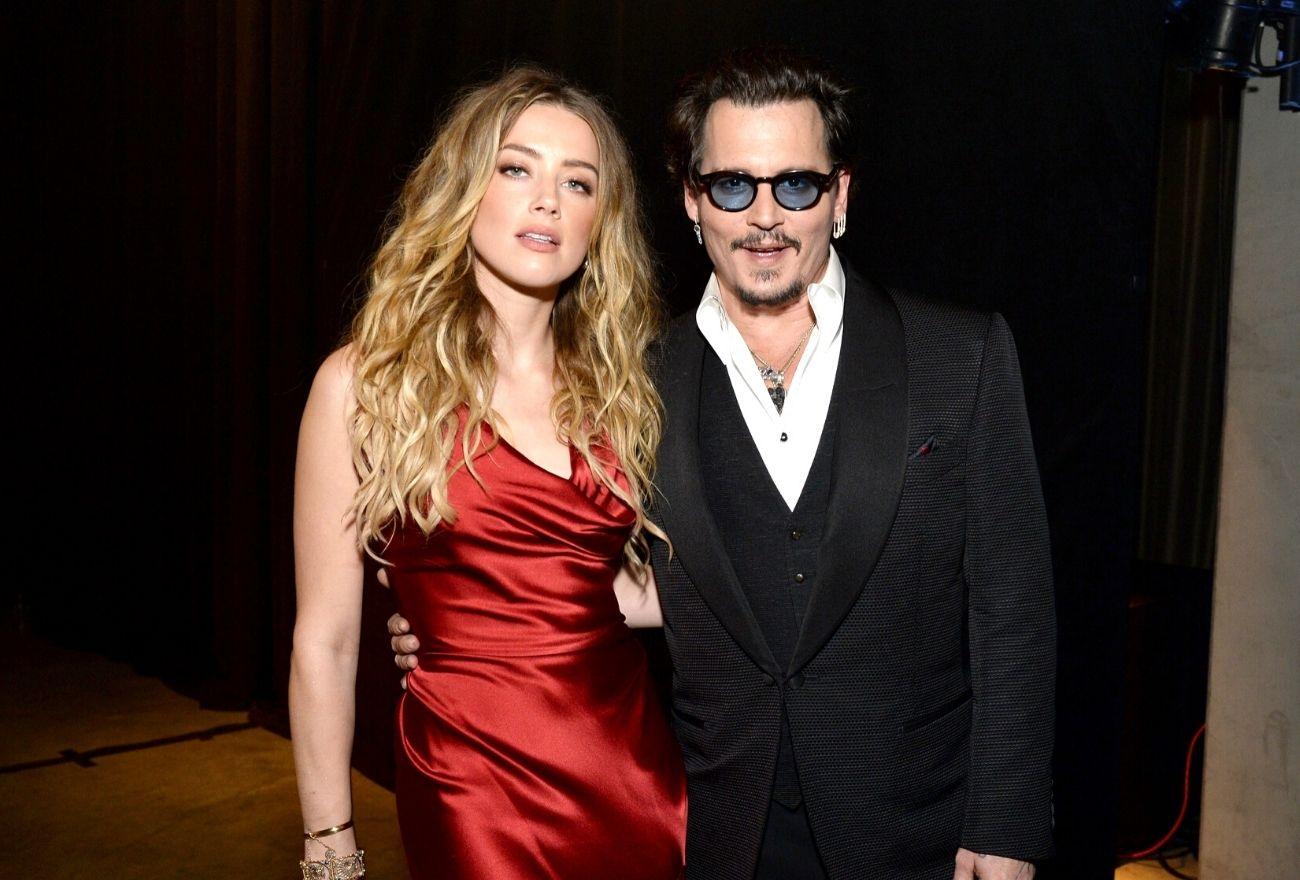 Johnny Depp Menang Satu Kes Luar Biasa Terhadap Amber Heard