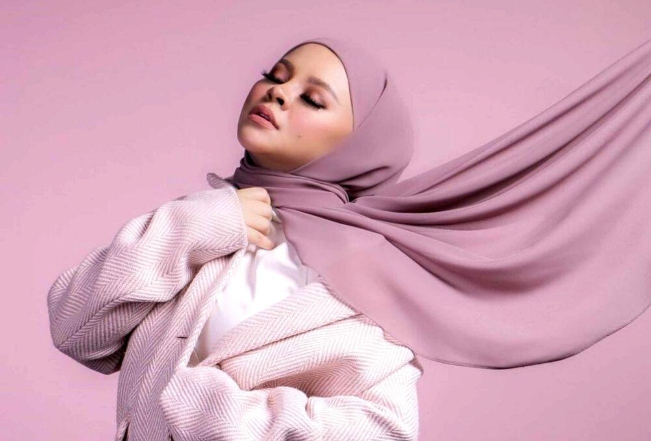 Berita Pemergian Siti Sarah Meraih Perhatian & Kasih Sayang Dunia