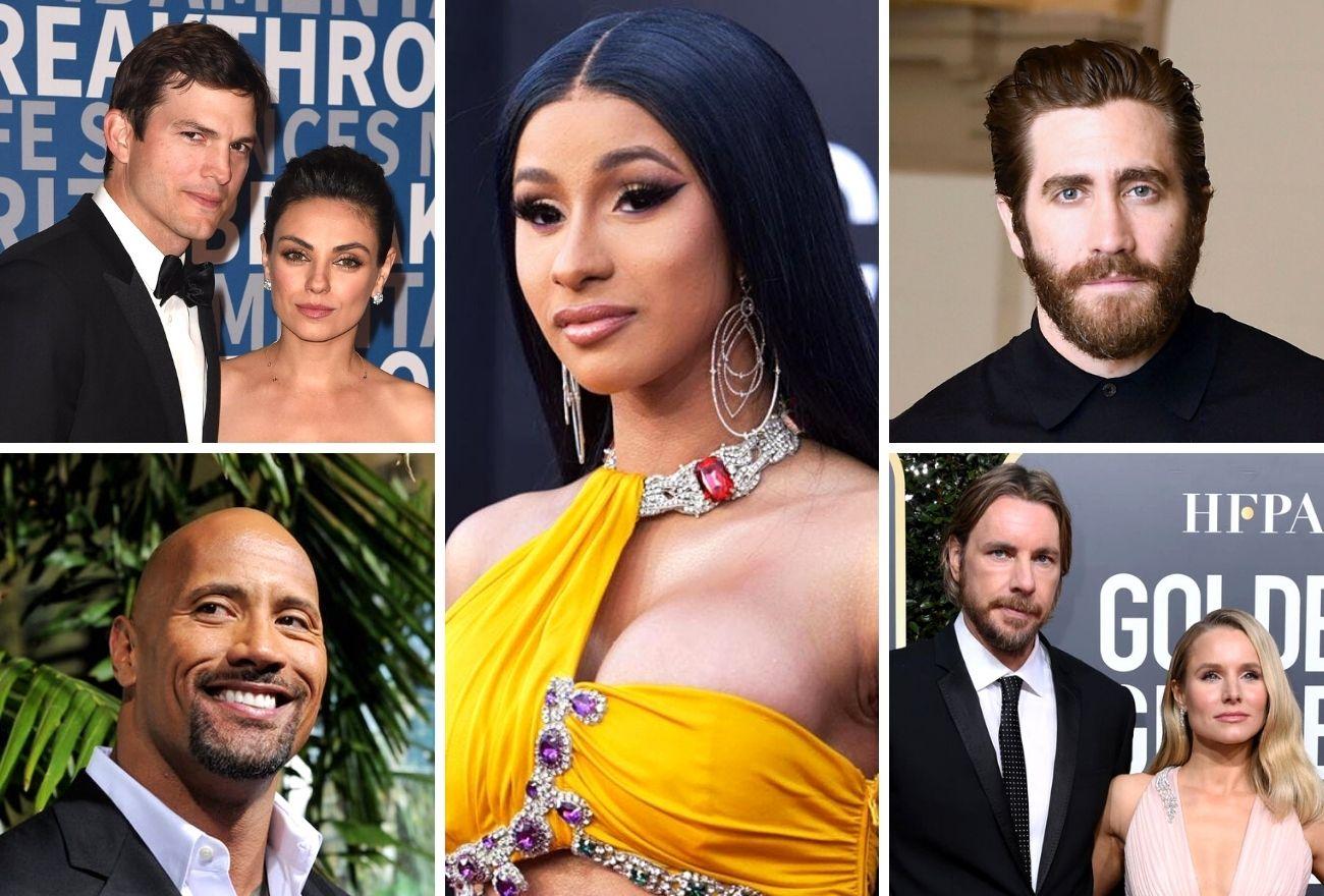 Tabiat Mandi Selebriti Menjadi Perbualan Hangat Di Hollywood