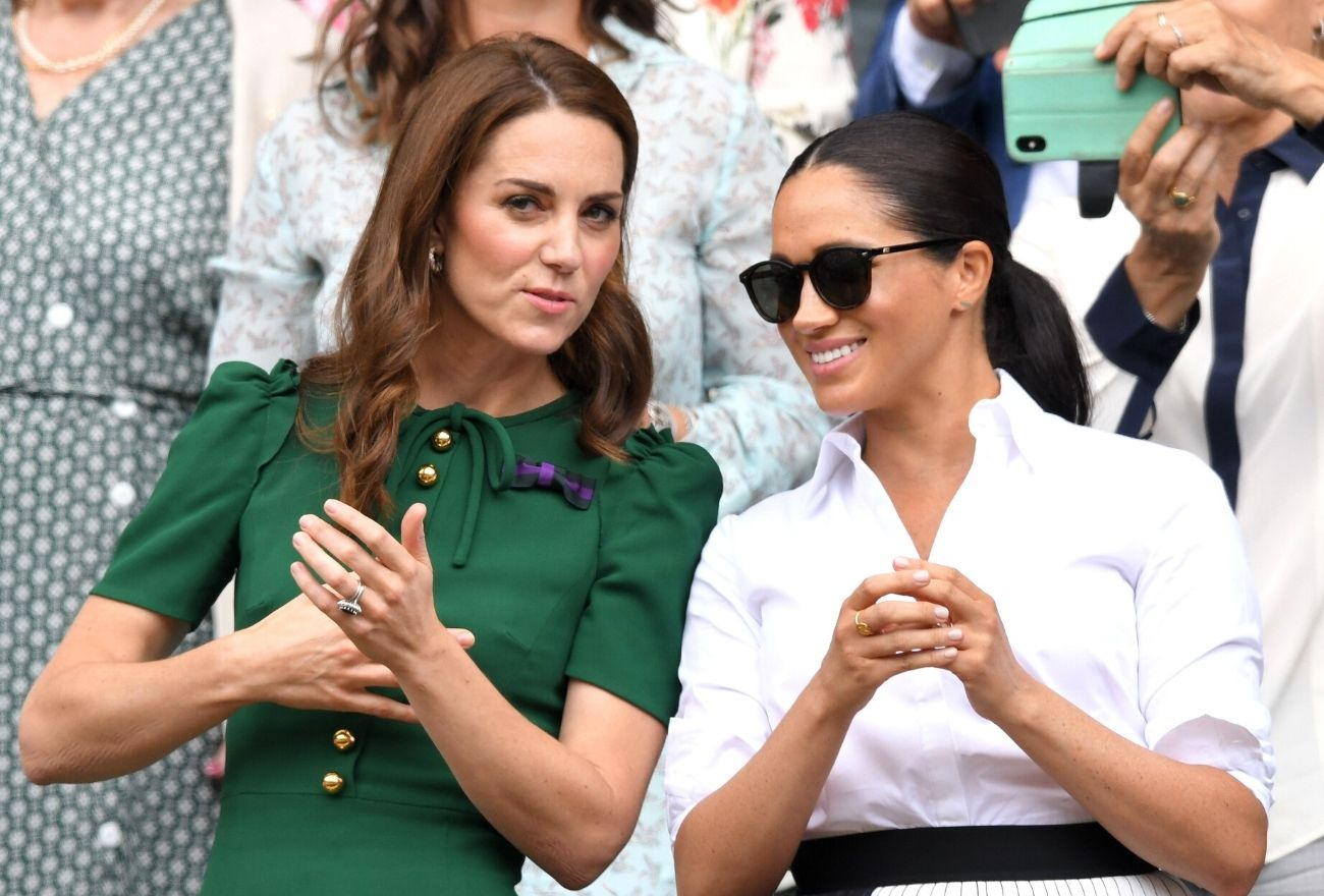 Kate Middleton & Meghan Markle Bakal Bersatu