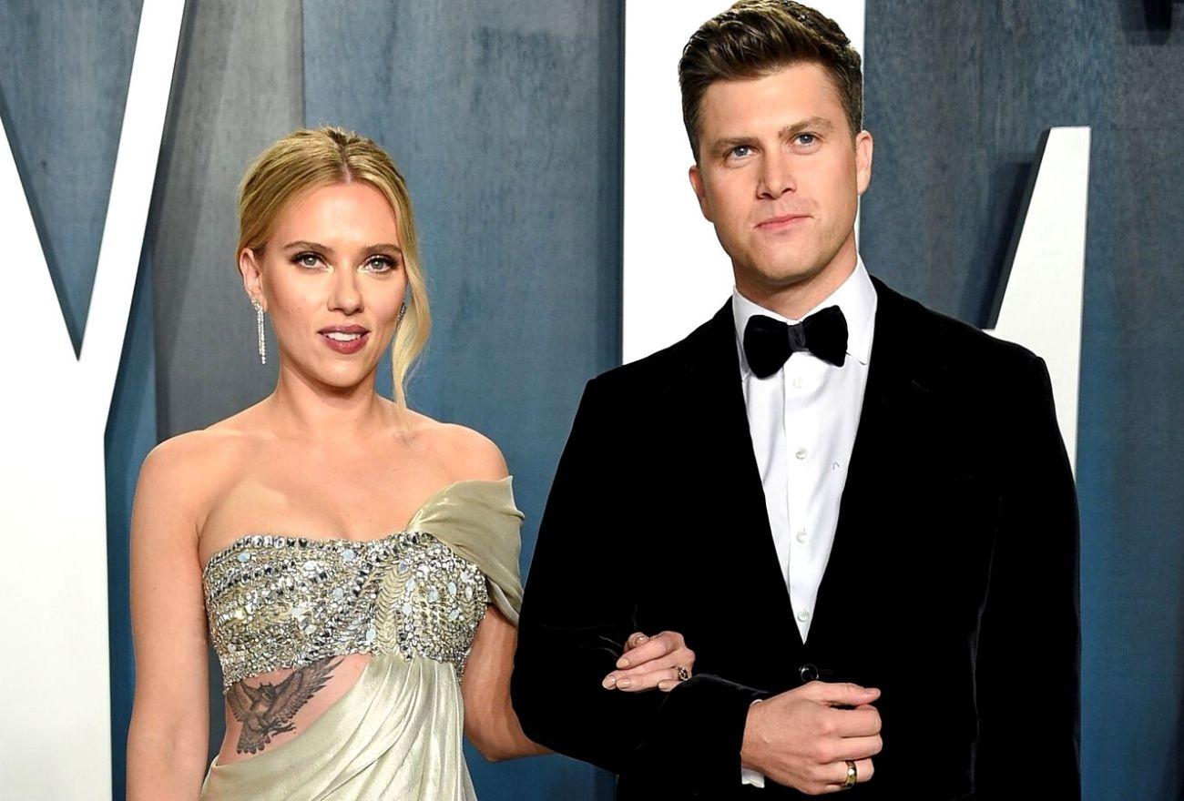 Nama Unik Pilihan Scarlett Johansson & Suami Buat Cahaya Mata Pertama