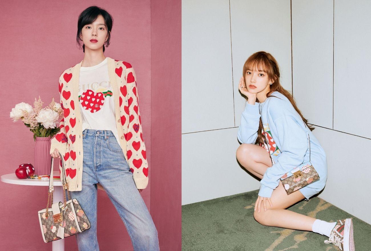 Merai Chinese Valentine's Day, Siapakah Selebriti China Bergaya Dalam Gucci Les Pommes?