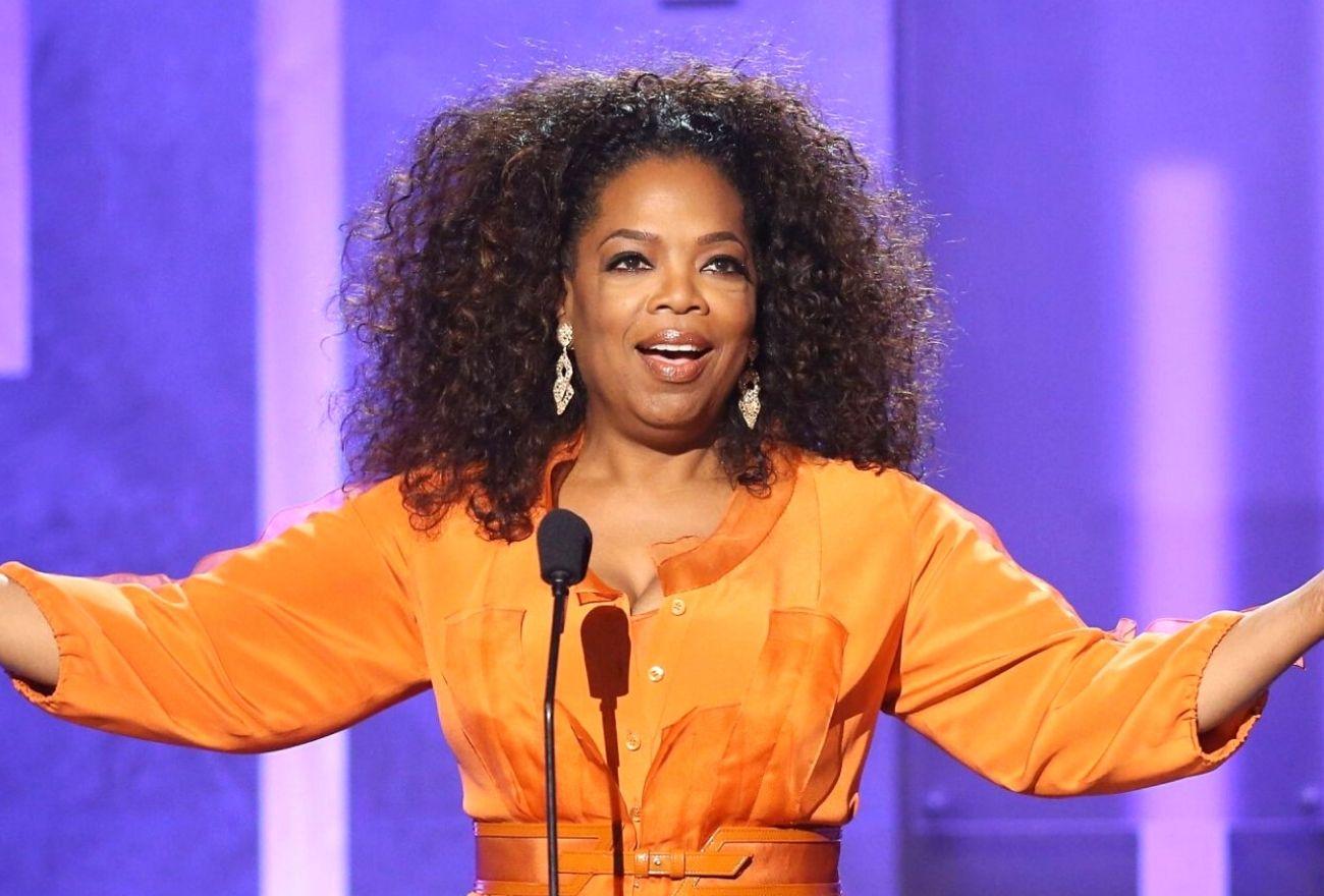 Jalin Persahabatan Dengan Pemangsa Seksual, Oprah Winfrey Dituduh Hipokrit
