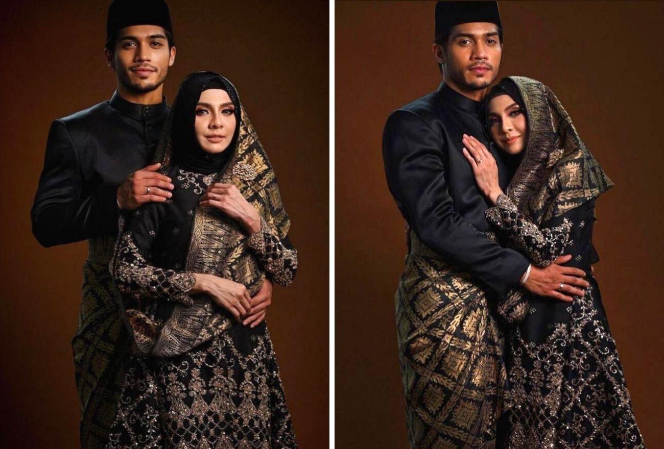Yusuf Bahrin & Zizi Kirana Disatukan Dalam Tema Songket Klasik