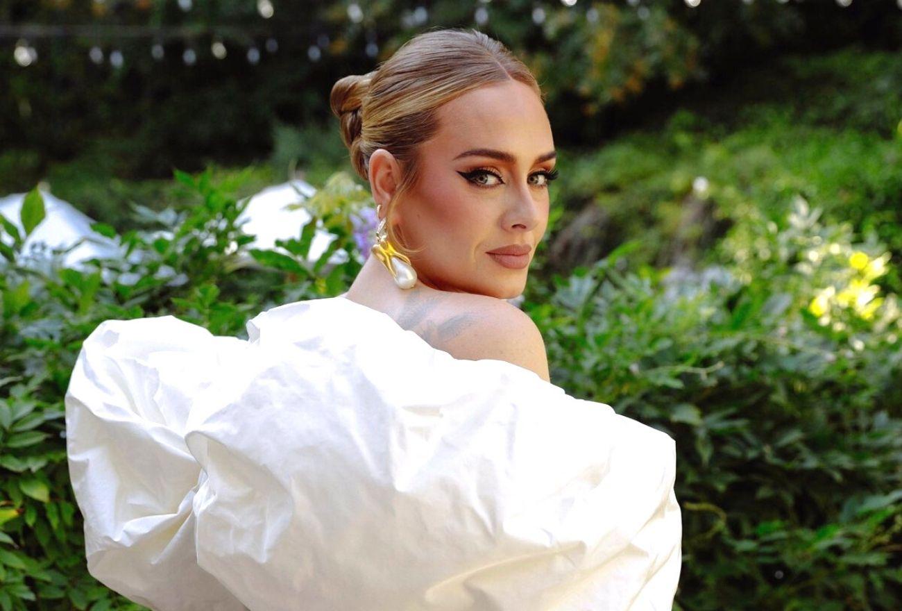 Adele Berkongsi Wajah Teman Lelaki Baharu