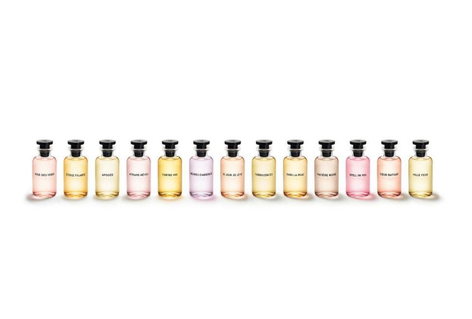 Koleksi lengkap Les Parfums Louis Vuitton